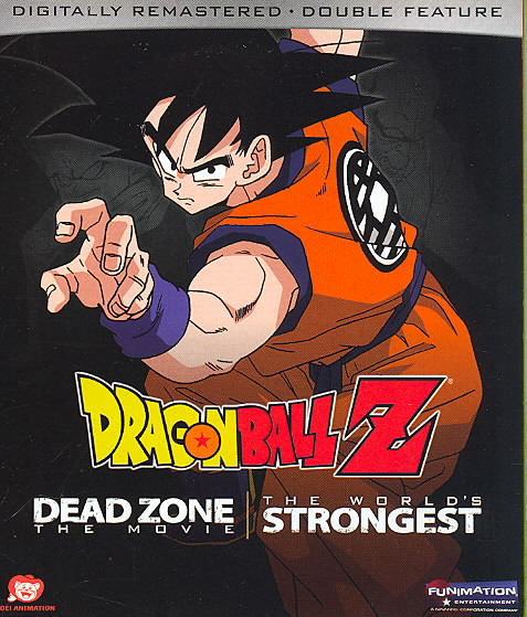 DRAGON BALL Z:DEAD ZONE/WORLD'S STRON BY DRAGON BALL Z (Blu-Ray)
