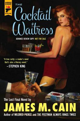 The Cocktail Waitress By Cain, James M.